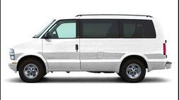 2001 Chevrolet Astro LS Passenger