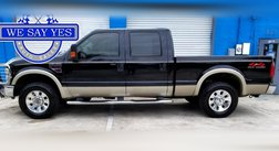 2008 Ford F-250 XLT Crew Cab Long Bed 4WD