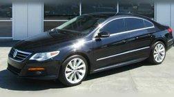 2011 Volkswagen CC VR6 4Motion Executive