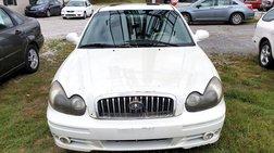 2002 Hyundai Sonata GLS