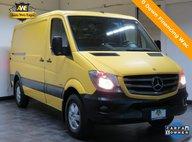 2015 Mercedes-Benz Sprinter Cargo 2500