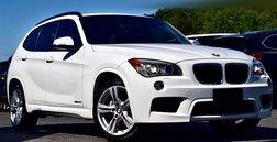 2015 BMW X1 xDrive35i