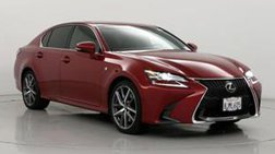 2019 Lexus GS 350 Base