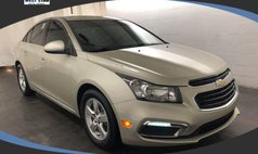 2016 Chevrolet Cruze Limited 1LT Manual
