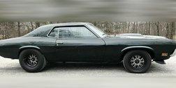 1970 Mercury Cougar Hot Rod Eliminator Clone 390 4 speed Tubbed