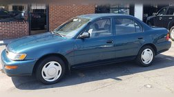 1993 Toyota Corolla Base