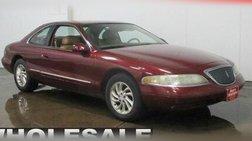1997 Lincoln Mark VIII Base