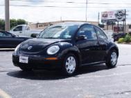 2010 Volkswagen New Beetle Base
