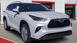 2020 Toyota Highlander Hybrid Limited