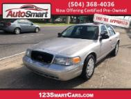 2011 Ford Crown Victoria Street Appear