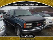 1997 GMC  Ext. Cab 8-ft. Bed 4WD