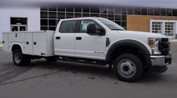 2021 Ford Super Duty F-550 XL