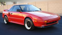 1986 Toyota MR2 Base