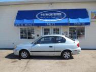 2003 Hyundai Accent Base
