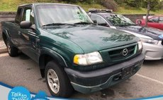 2001 Mazda B-Series Truck DS