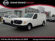 2018 Nissan NV Cargo 2500HD