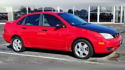 2006 Ford Focus ZX4