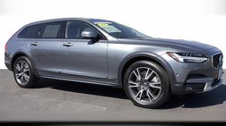 2017 Volvo V90 Cross Country T6