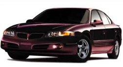 2002 Pontiac Bonneville SE