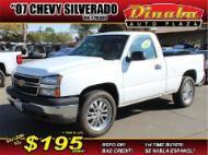 2007 Chevrolet Silverado 1500 Classic Work Truck