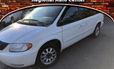 2002 Chrysler Town and Country LXi