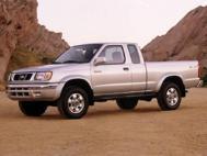 1999 Nissan Frontier SE