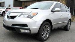 2010 Acura MDX SH-AWD w/Advance