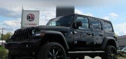 2020 Jeep Wrangler Unlimited Altitude