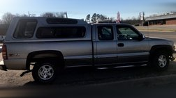 2000 Chevrolet Silverado 1500 LT Ext. Cab 3-Door Long Bed 4WD