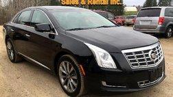 2015 Cadillac XTS Pro Livery