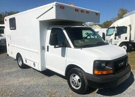 2007 GMC Savana 3500 Verizon