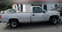 1996 Chevrolet C/K 1500 Reg. Cab W/T 8-ft. bed 2WD