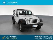 2016 Jeep Wrangler Unlimited Sport SUV 4D
