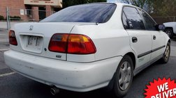 1999 Honda Civic GX