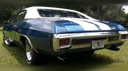 1970 Chevrolet SS 396