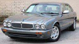 2002 Jaguar XJ-Series Vanden Plas