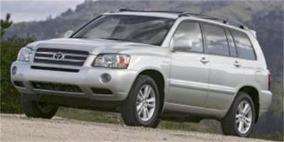 2006 Toyota Highlander Hybrid Base