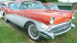 1957 Buick Roadmaster Sedan