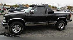 1989 Chevrolet C/K 1500 K1500 Cheyenne