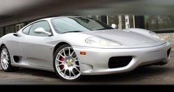 2001 Ferrari 360 2dr Cpe Modena