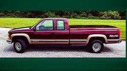 1998 Chevrolet C/K 2500 C2500 Silverado