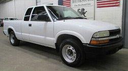 2003 Chevrolet S-10 Ext Cab 2WD