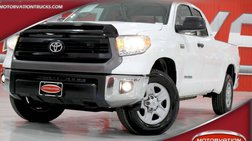 2016 Toyota Tundra Unknown
