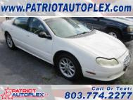 2000 Chrysler LHS Base