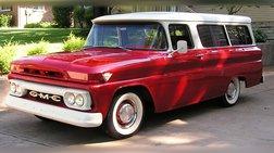 1962 GMC Suburban