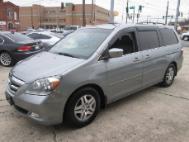 2007 Honda Odyssey EX-L w/ DVD and Navigation