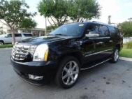 2009 Cadillac Escalade ESV Base