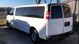 2017 GMC Savana Passenger LS 3500