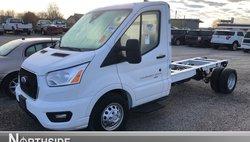 2020 Ford Transit Cutaway 350 HD