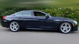 2013 BMW 6 Series 650i xDrive Gran Coupe